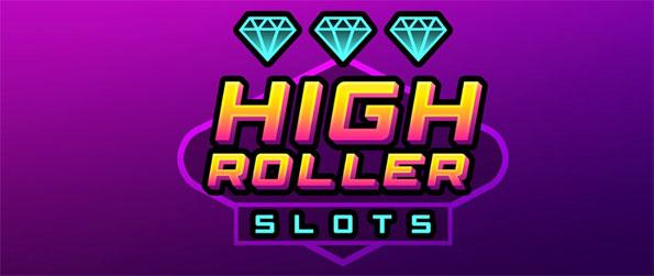 High Roller Slots - Spin the reel and win the massive jackpot in this virtual reality slots game!