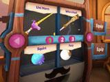 Customize your wand in Hidden Fortune