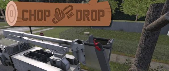 Chop and Drop VR - Dive into the role of a line worker in Chop and Drop VR!