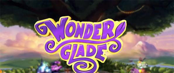 Wonderglade - Dive into the magical theme park Wonderglade and have some fun!