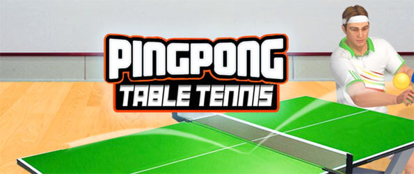 Ping Pong Table Tennis - Defeat your opponents and become the best ping pong player around in this VR game!