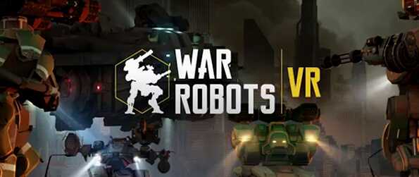 War Robots VR : The Skirmish    - Who ever thought piloting a Mech in VR would be so Cool and Awesome!