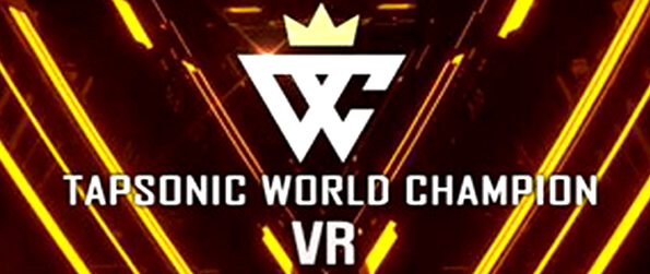 Tapsonic World Championship VR - An immersive rhythm game in VR which will leave you moving to the beat and dancing to the groove.