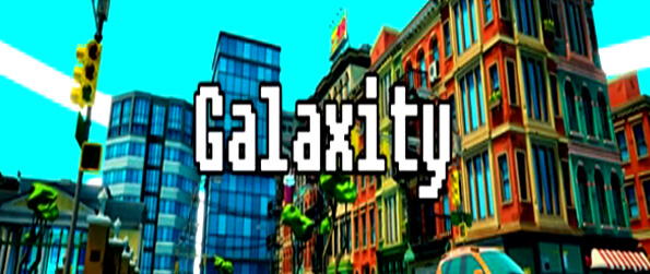 Galaxity VR  - An awesomely cool up and coming social gaming platform in VR.