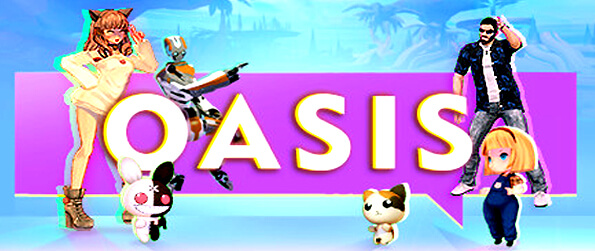 Oasis VR   - An awesome and fresh platform for people who want to meet people online and in VR.