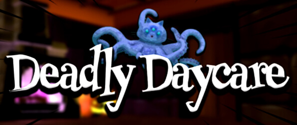 Deadly Daycare VR  - A magical VR Daycare simulation with babies that look like they came from Mysterious Beast And Where To Find Them.