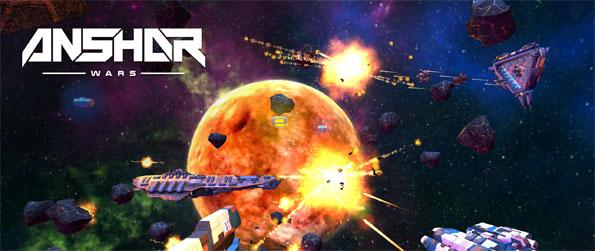Anshar Wars - Assume your role as a space fighter lieutenant in the armies of Anshar and gun down Nergals' spacecrafts in Anshar Wars!