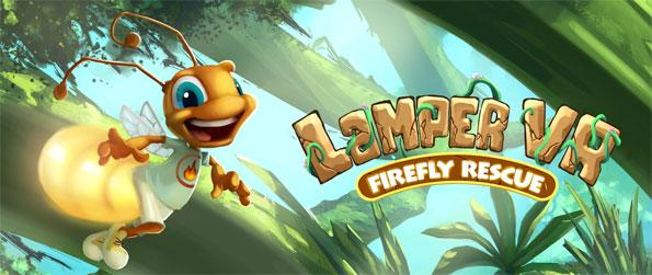 Lamper VR - Help Lamper the firefly navigate through dangerous terrains in this adorable game, Lamper VR!