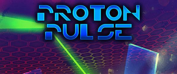 Proton Pulse - The entity known as M.O.A.I. has taken over the digital space, and it is now up to you to defeat it!