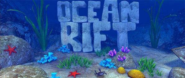 Ocean Rift - Swim along with some of the most majestic sea creatures alive in Ocean Rift!