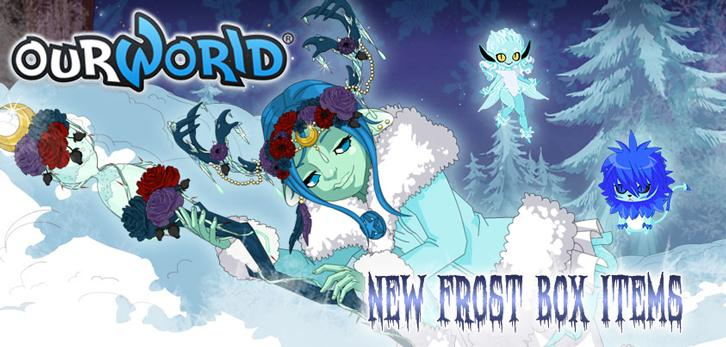 ourWorld: Winter is Here