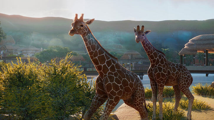 Frontier Showcases Planet Zoo Gameplay Trailer