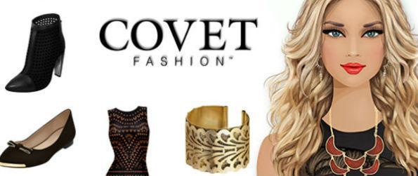 Covet Fashion - Covet Fashion lets you experience, at least virtually, what it means to work behind the scene in a fun thrilling away: competition and dressing up using real trendy items.