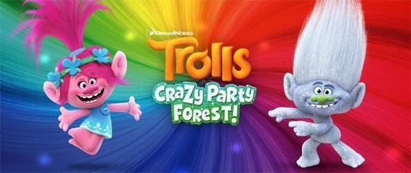 Trolls: Crazy Party Forest - Get the hottest Troll parties going in your village with the best troll DJs in the house.