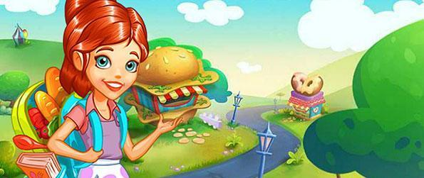 Cooking Tale - Join Chef Audrey serve hundreds of hungry customers in this amazing cooking and time-management game!