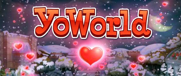 YoWorld - Explore a world full of exciting games and engaging social activities.