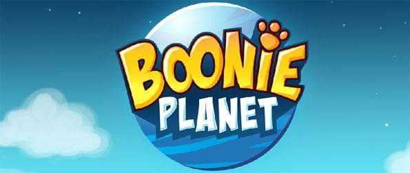 """Boonie Planet - Dive into a virtual world full of cute """"monsters"""" and daily challenges."""