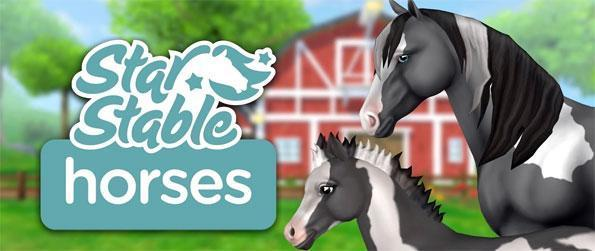 Star Stable Horses - Raise your very own virtual foal in Star Stable Horses and export your grown-up horse to your Star Stable Online account!