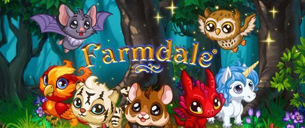 Farmdale - Enjoy this immersive farm game that'll give you the opportunity to make a massive farm of your own.