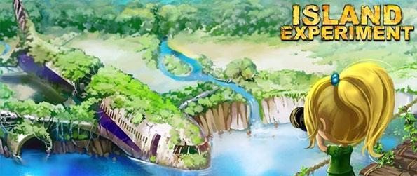 Island Experiment - Create a sustainable outpost to support the various expeditions to explore the island.