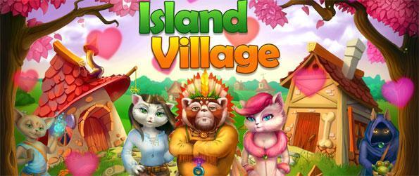 Island Village - Build your own village on an isolated island in this fun filled simulation game that does not disappoint.