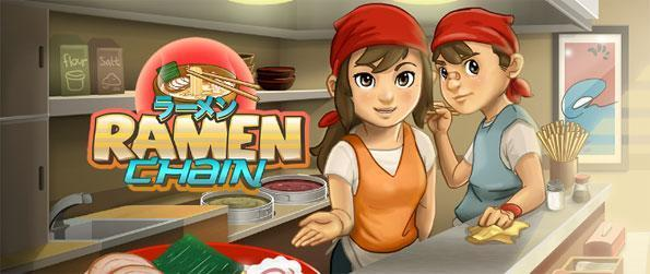 Ramen Chain - Take your food skills international in this epic time management game Ramen Chain.