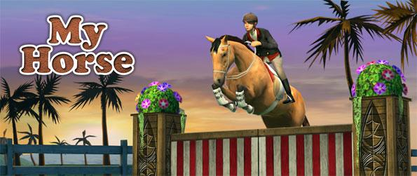My Horse - Own and care for various different horses in this delightful game that doesn't cease to impress.
