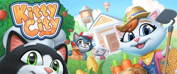 Kitty City - Help the cats make a new home for themselves in this fun filled simulation game that doesn't disappoint.
