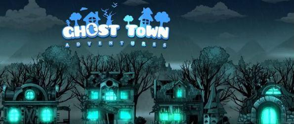 Ghost Town Adventures - Ghost Town Adventures is a hidden object RPG like no other.