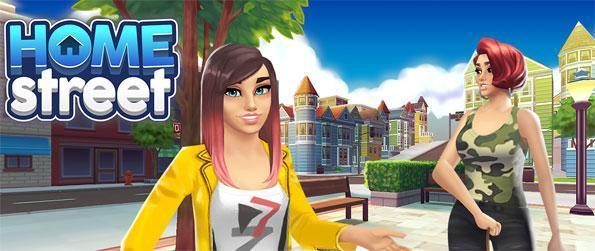Home Street - Build your dream home and start a new life in this addicting simulation game that doesn't disappoint.