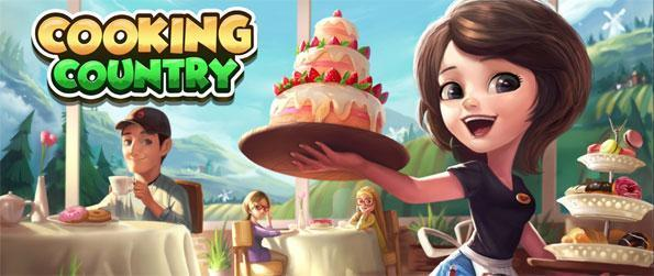 Cooking Country – Design Café - Enjoy this exciting game that takes traditional farming gameplay and implements a ton of new elements into the mix.