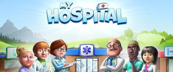 My Hospital - My Hospital is the time management game that will entice you to spend hours playing around and upgrading your very own hospital.