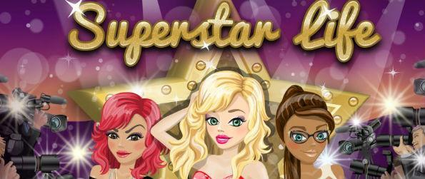 Superstar Life - Super Star Life is a simulation game that will give you at least a basic idea on how one becomes a diva. You don't get overnight. It requires hard work and patience, as well as socializing with the right people, things that this game will teach you.