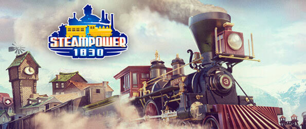 SteamPower 1830 - Immerse yourself in the golden age of steam trains in this addicting game that doesn't cease to impress.