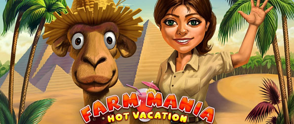 Farm Mania 3: Hot Vacation - Plant and harvest crops to grow your farm in this third installment of a beloved time management game series, Farm Mania 3!
