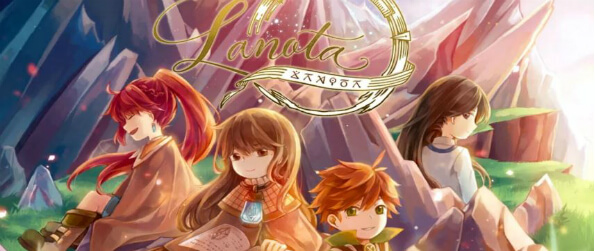 Lanota - Play Lanota and go through an outstanding story through beautiful pictures and music.
