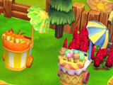 Setting up stalls in Zoo 2: Animal Park