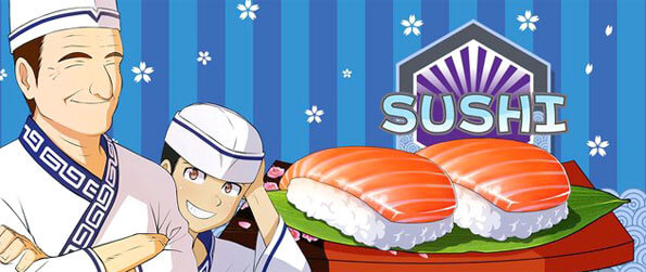 Sushi House - Manage your own restaurant in Sushi House.