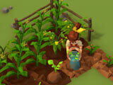 Stranded Sails: Watering my crops