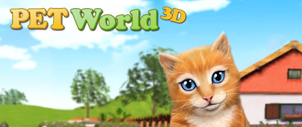 Pet World - Get hooked on this phenomenal pet simulation game that's highly realistic and immersive.
