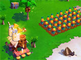 FarmVille 2: Tropic Escape growing crops