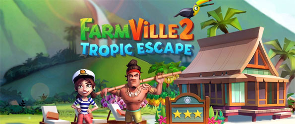 FarmVille 2: Tropic Escape - Play this exciting farming game that'll take you on a delightful island that's filled with mystery and intrigue.