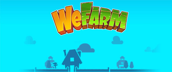 WeFarm - Play this enjoyable and immersive farming game that'll have you hooked to your phone for hours upon hours.