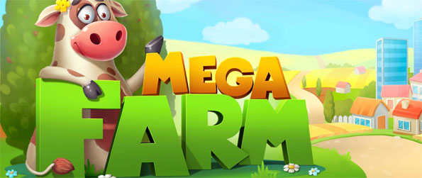 Mega Farm - Immerse yourself in this captivating farming game that doesn't cease to impress.