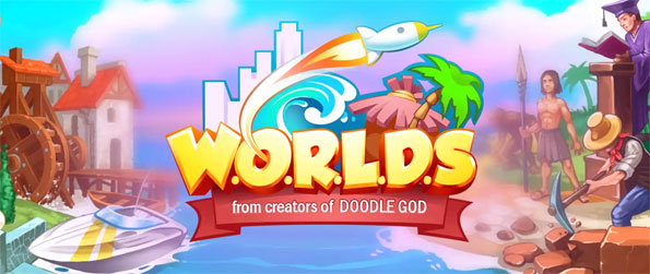 WORLDS Builder - Immerse yourself in this highly creative simulation game that's unlike any other out there.