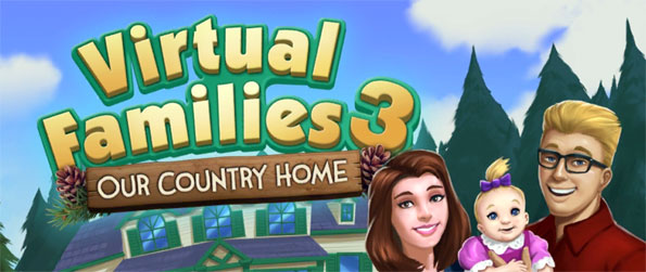 Virtual Families 3 - Start an entire virtual family in this delightful mobile based game that doesn't cease to impress.