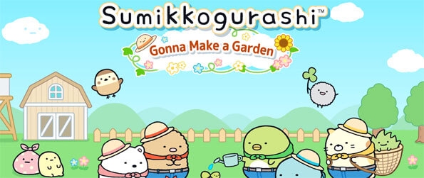 Sumikkogurashi Farm - Play this innovative and refreshing farming game that does not cease to impress at all.