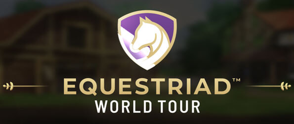 Equestriad World Tour - Make your way up the leaderboard and become the best equestrian there is in this brilliant horse game, Equestriad World Tour!