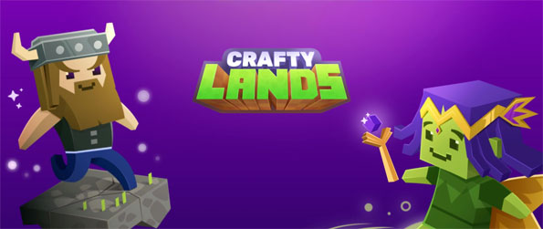 Crafty Lands - Enjoy this fun and thoroughly addicting mobile-based game that'll have you glued to your screen for hours upon hours.