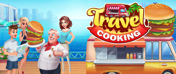 Cooking Travel - Enjoy this absolutely superb time management game that'll have you hooked for hours upon hours.